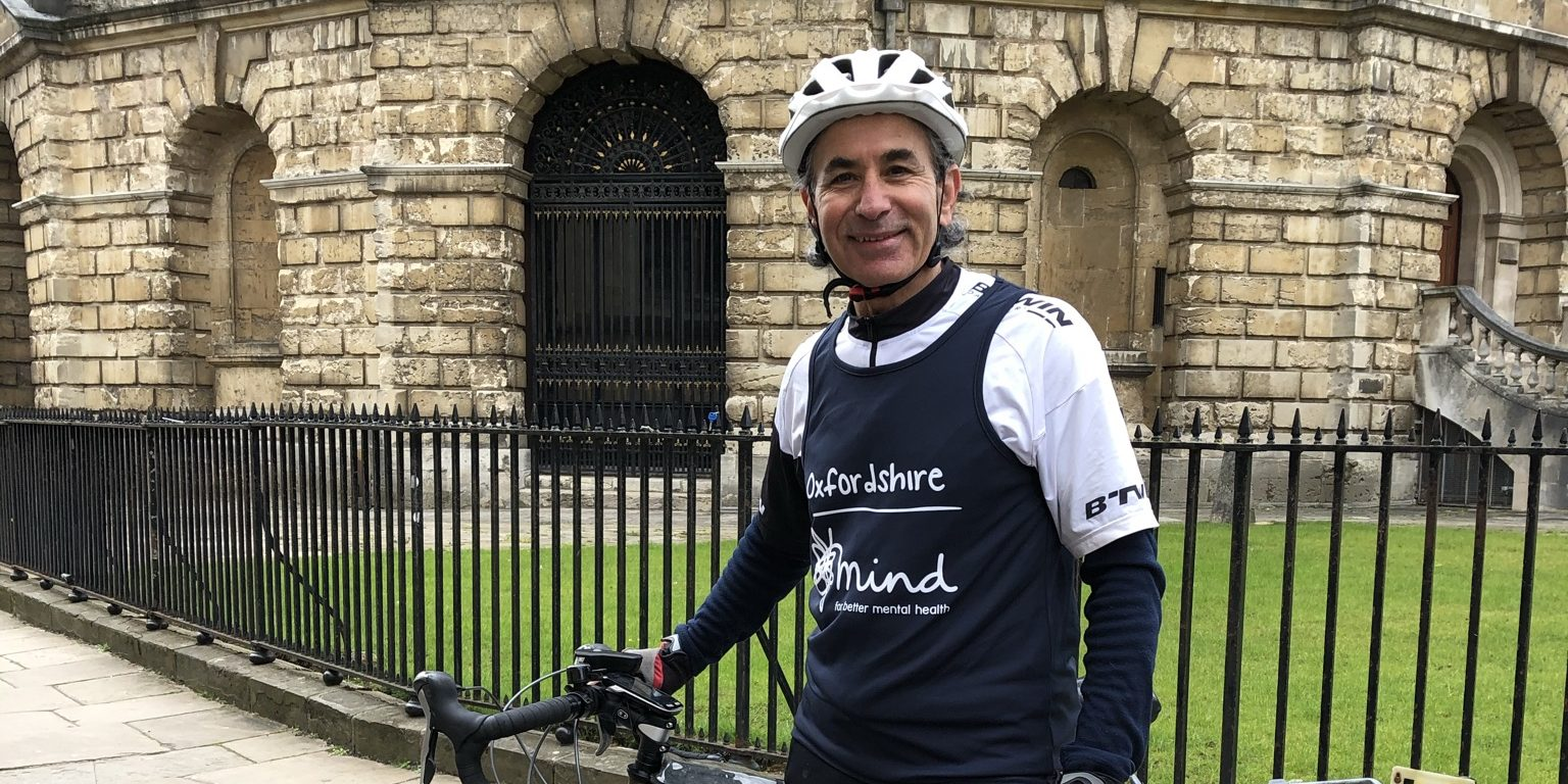 Cycling from Oxford to Tehran – Update