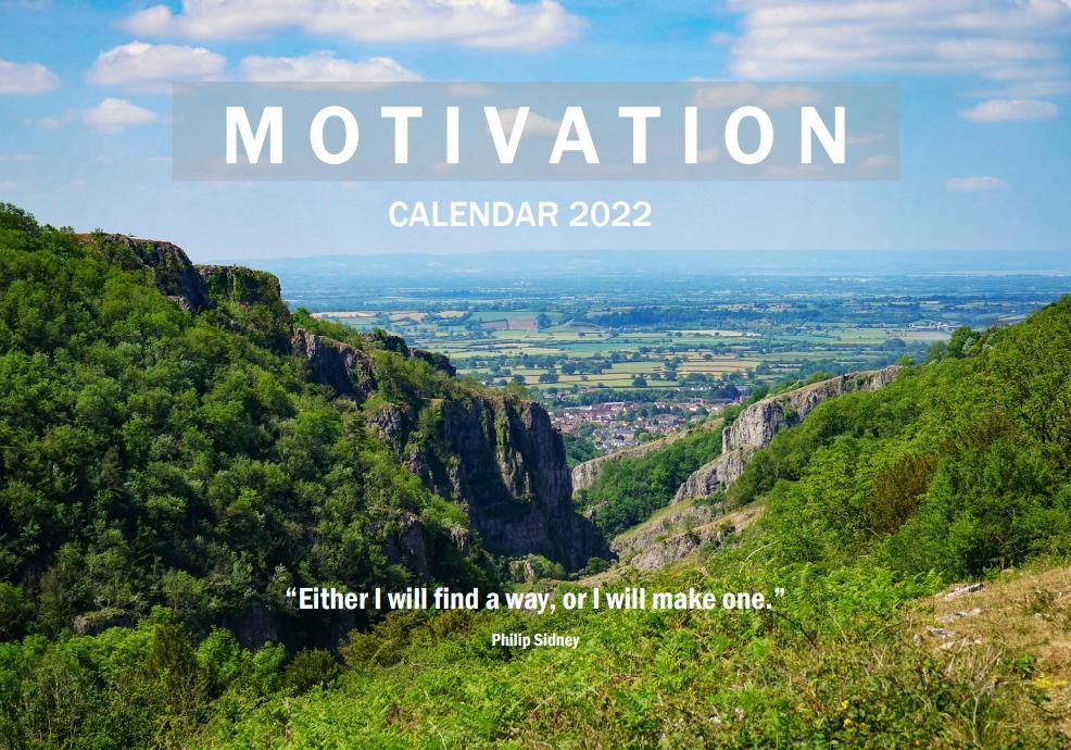 Dina's Motivation Calendar